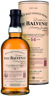 The Balvenie Scotch Single Malt 14 Year Caribbean Cask -...